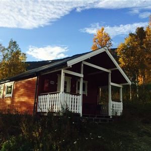 Lapphaugen Touriststation Campsite