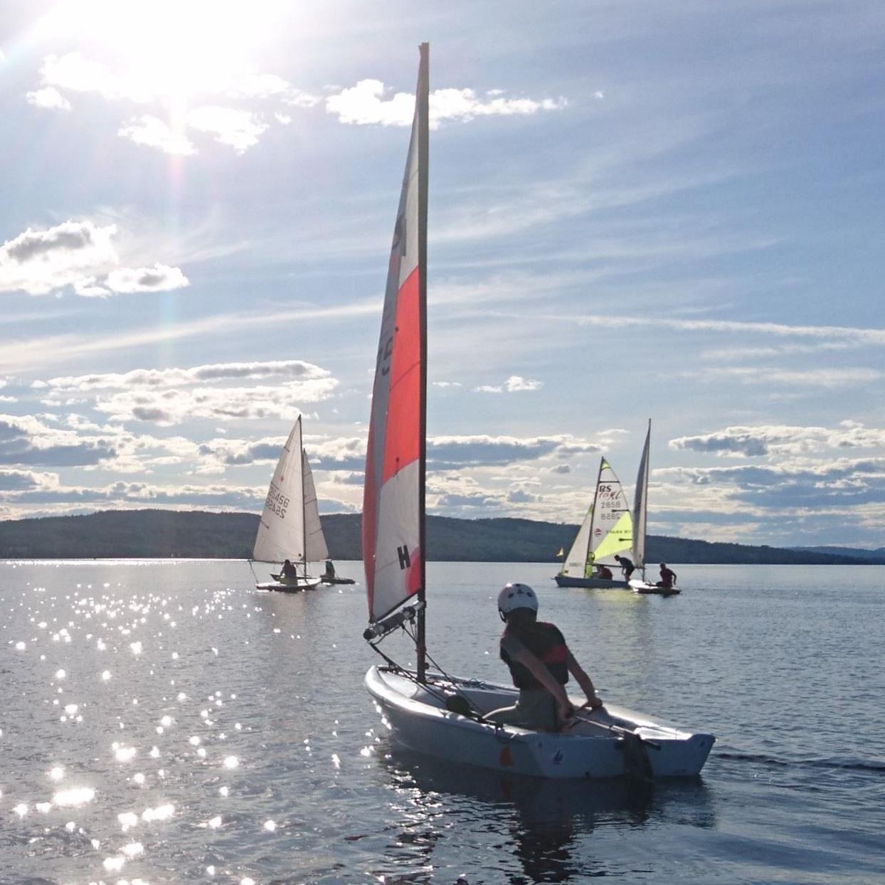Prova på segling