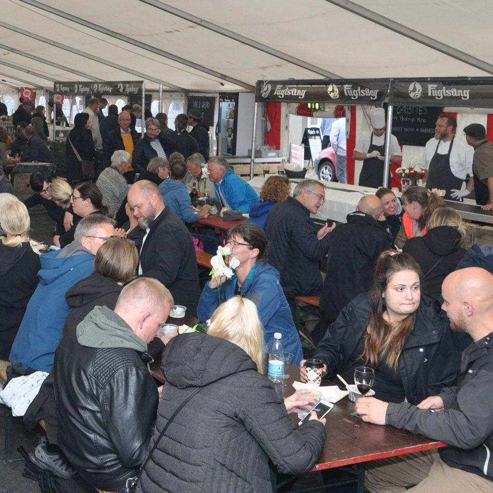 Street Food Event, Aabenraa