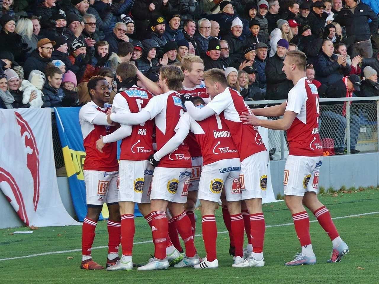 Sandvikens IF-Carlstad United