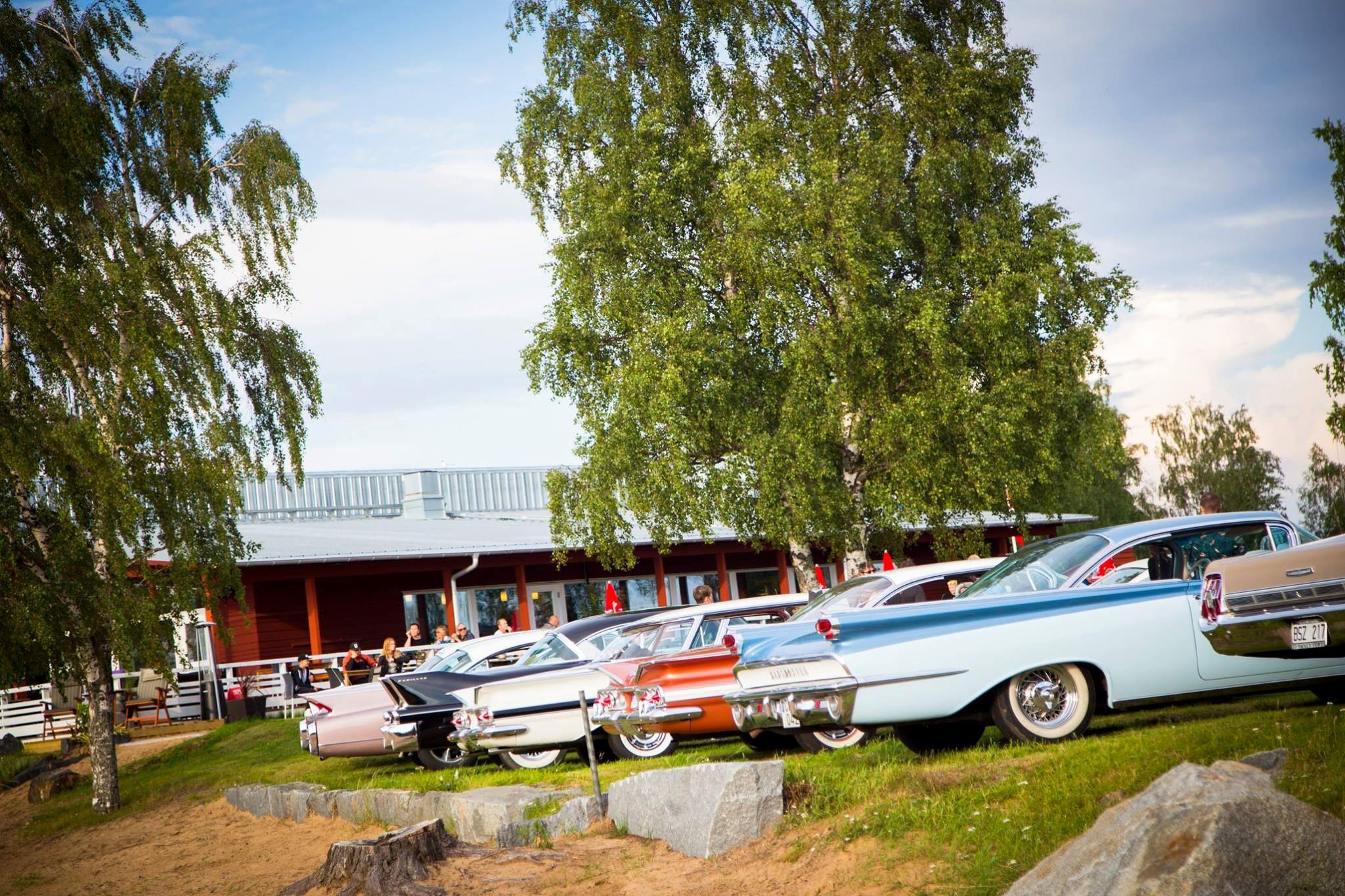 Nordic Lapland Camp & Resort Frevisören /Ferienhäuser
