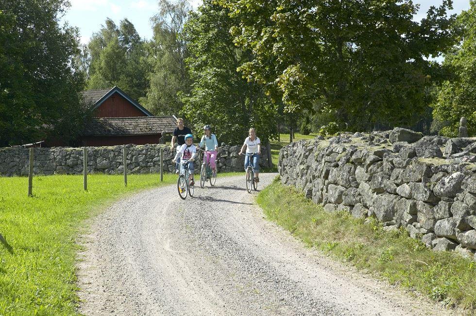 Hasse Bengtsson, Tisdagstur med Cykelfrämjandet
