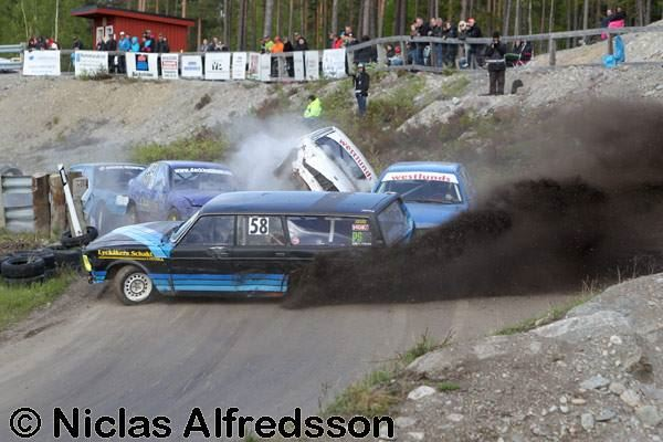 Niclas Alfredsson, GESTRIKE FESTIVALEN  i samarbete med Westlunds entreprenad AB