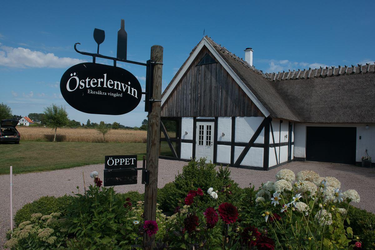 © Österlenvin, Österlenvin - Ekesåkra vingård