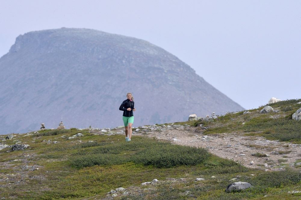 Nisse Schmidt, Trailrunning