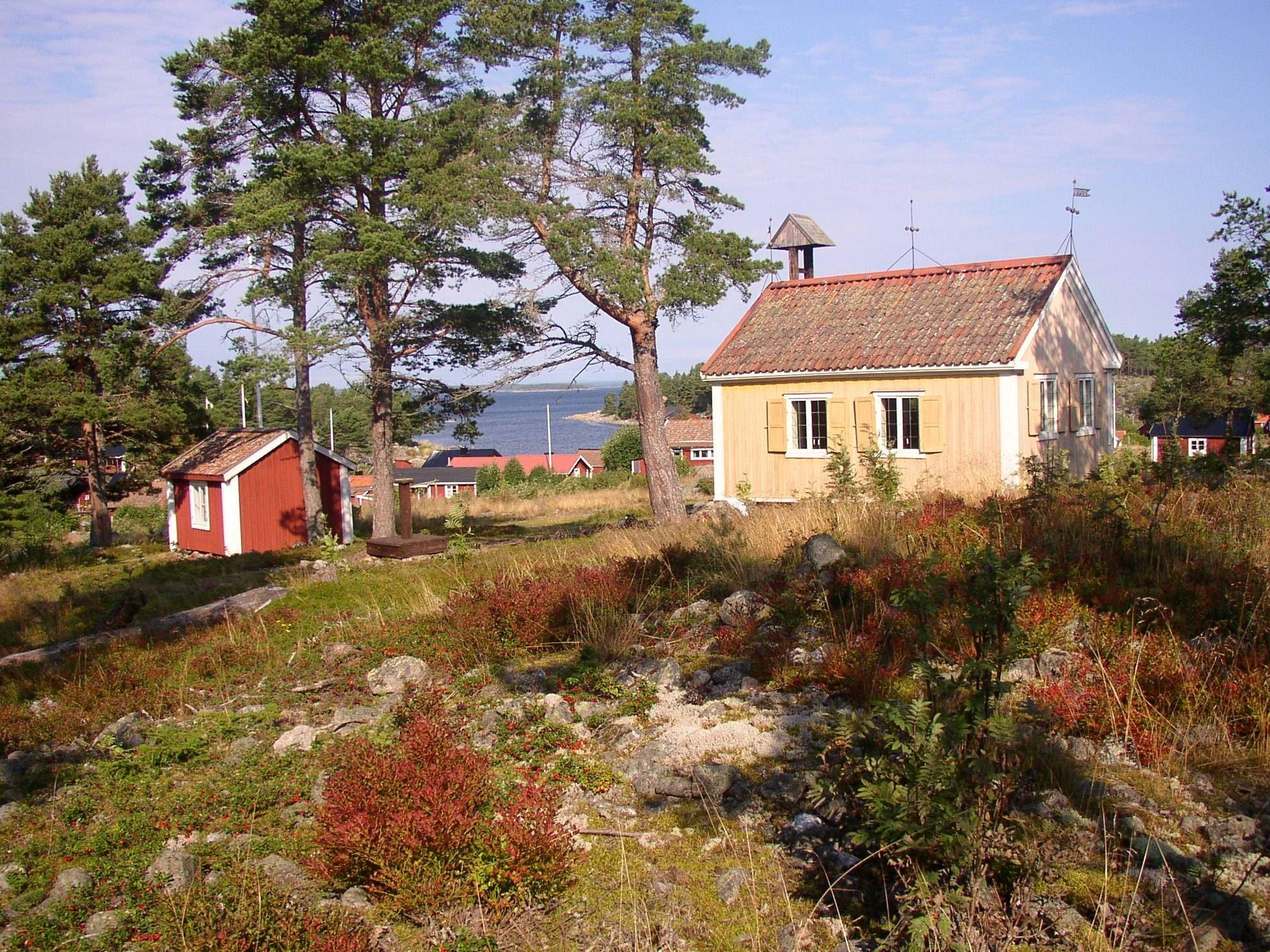 Konst- och kulturhistorisk resa i Hudiksvalls skärgård