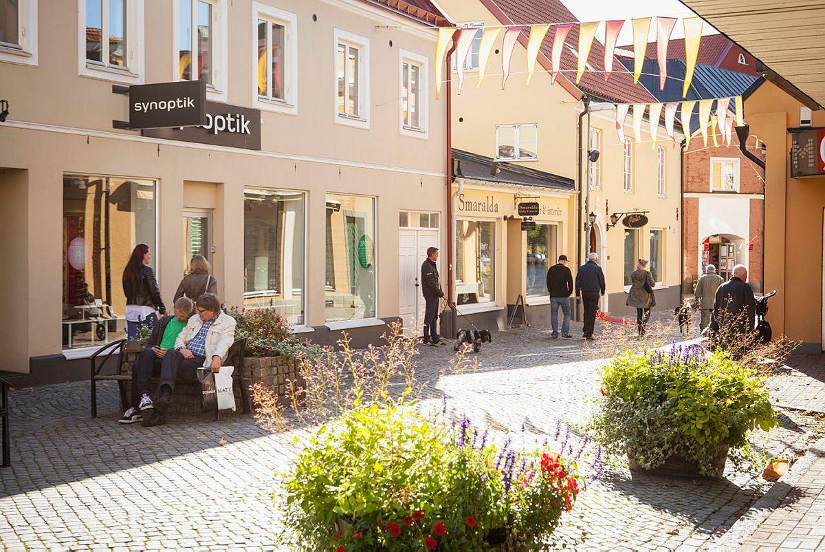 Handelsstadt Sölvesborg