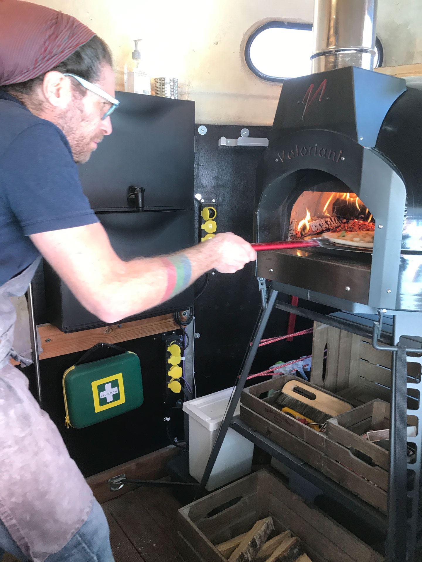 Bruno - Wood Fire Pizza