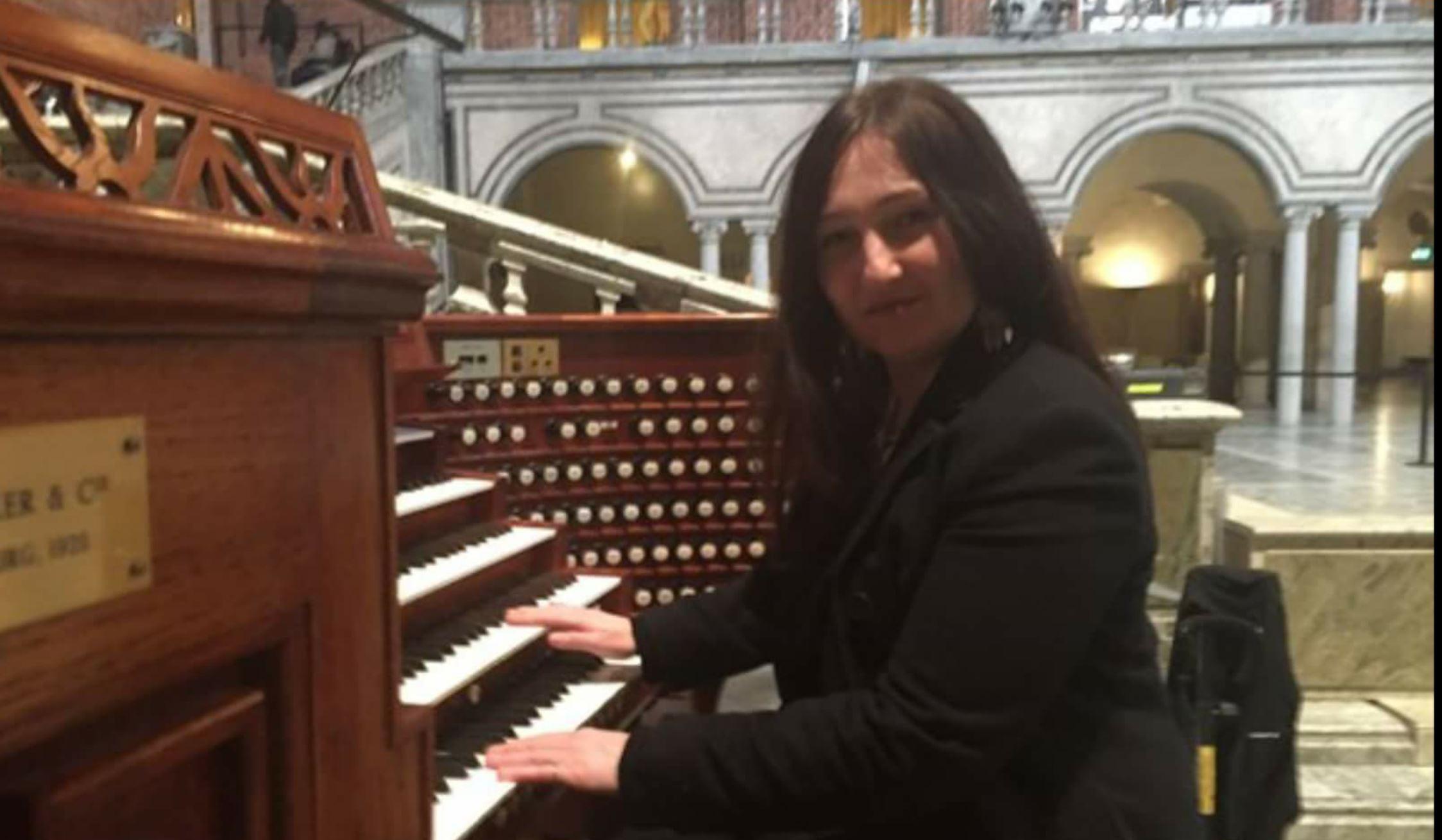 Musikwoche in der Berga Kirche Lagan