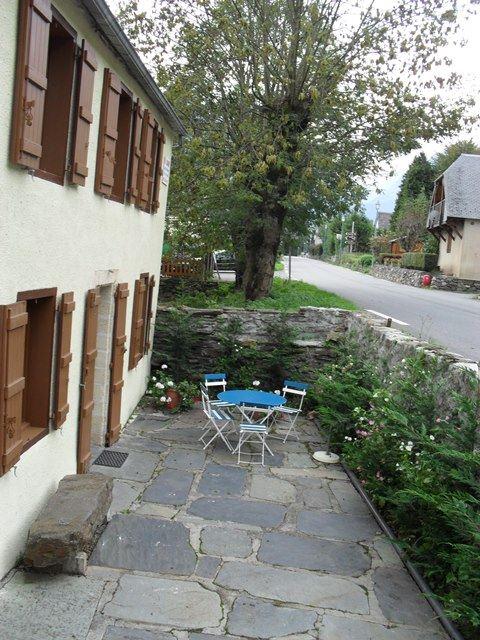 VLG221 - Appartement dans maison, à Génos