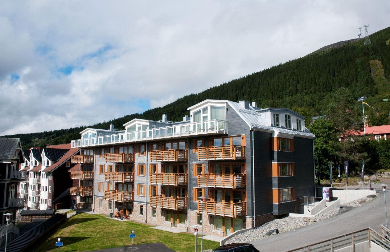 Alpinhuset