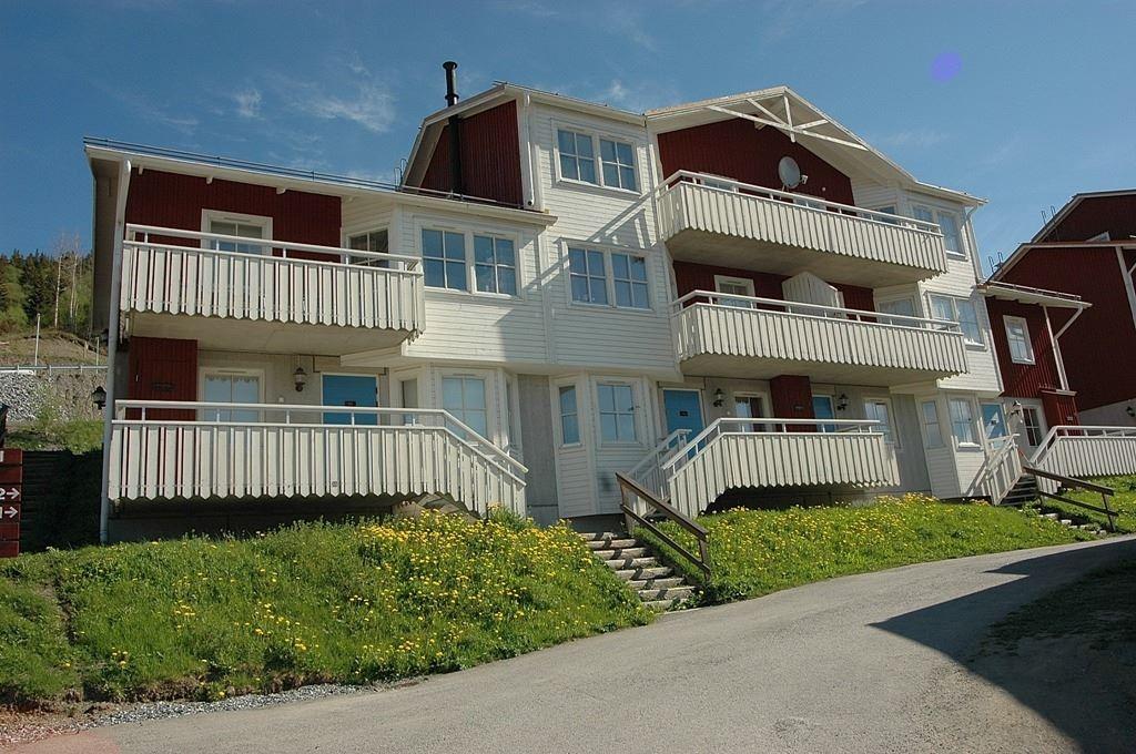 Åre Fjällby - Lägenheter vid VM8an