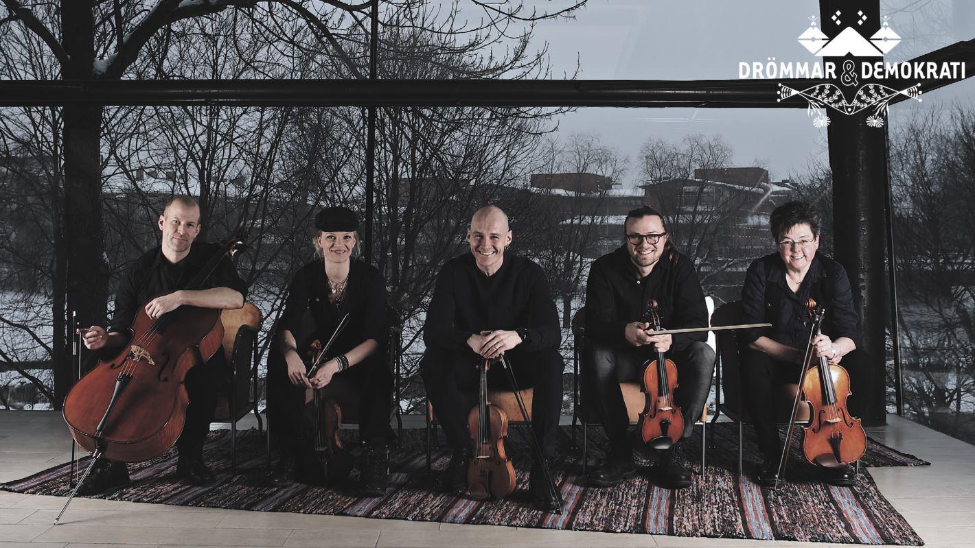 Drömkväde (Folkteatern Gävleborg & Gävle Symfoniorkester)