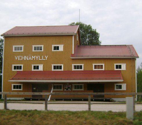 Vuolenkoski village | Vehnämylly mill