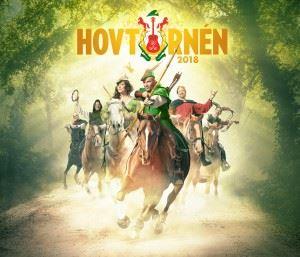 © Hovturnéns hemsida, Ridande utomhuskonsert