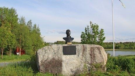Linné park, Gunnarn