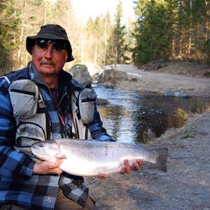 Håkan ,  © Harasjömåla fiskecamp, Harasjömåla fishingcamp