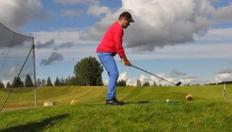 © Gunnarns golfklubb, Gunnarn Golf Club