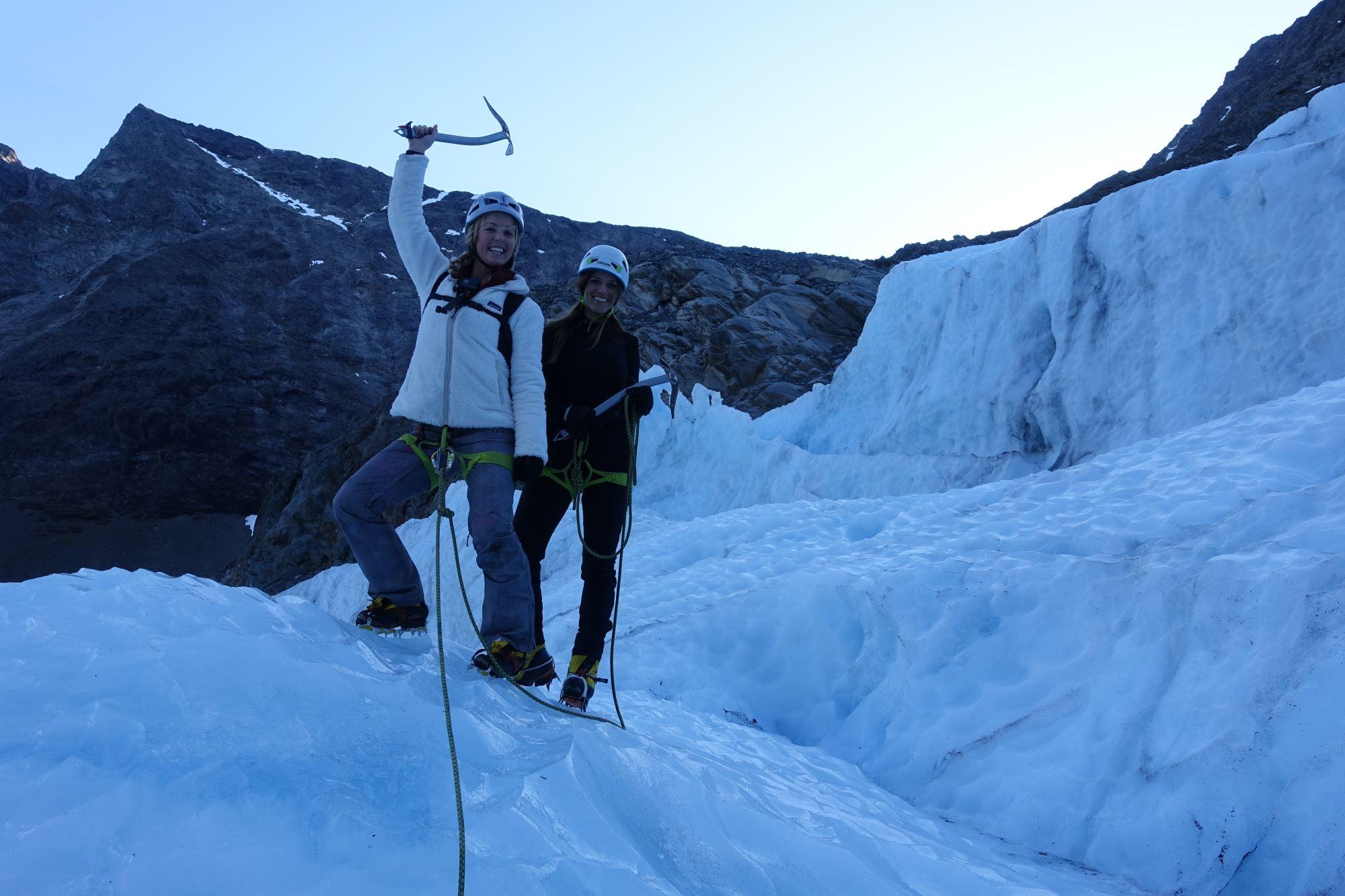 Glacier walk Lyngen - Bergbjørn Fjellservice