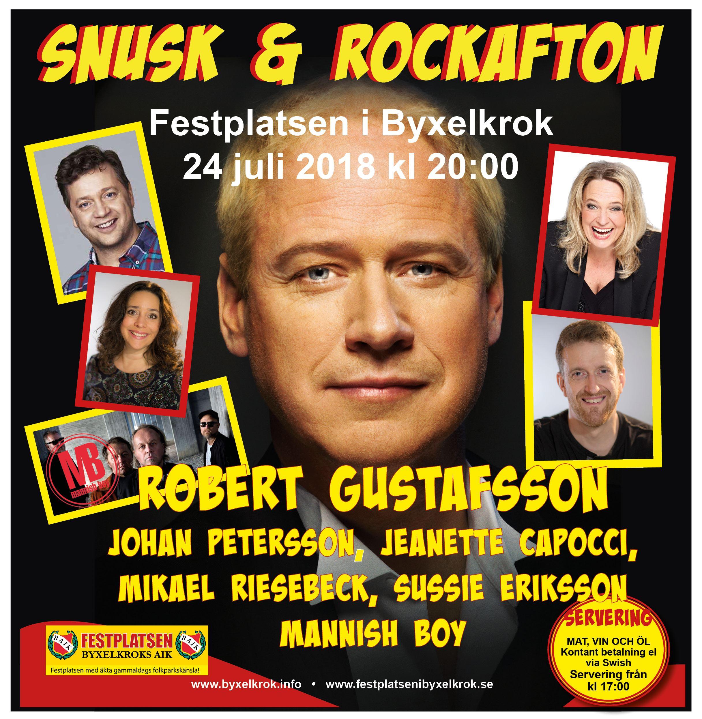 Snusk & Rockafton