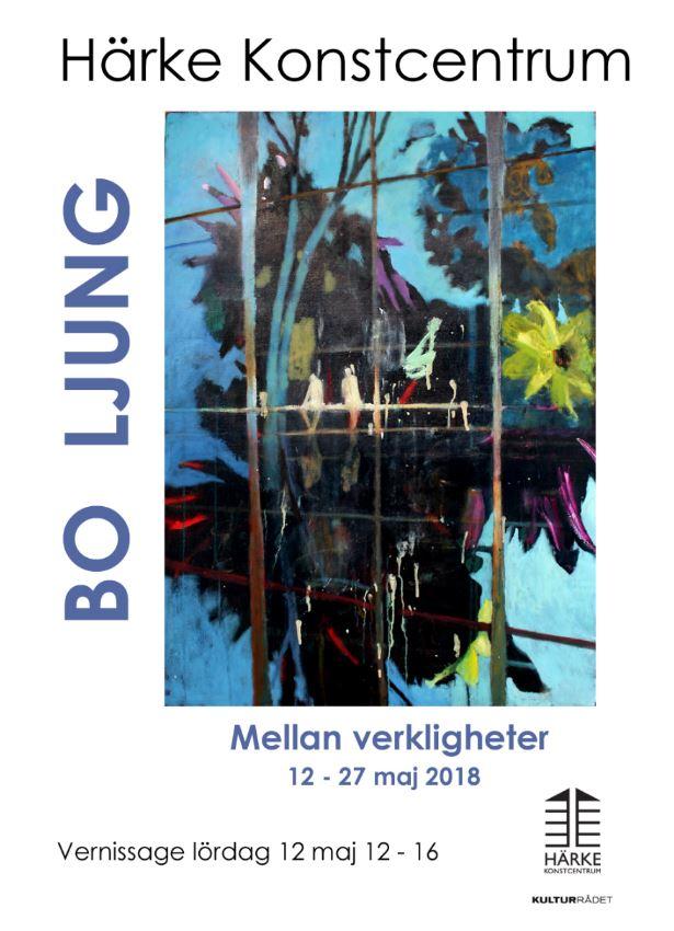 © Copy: Härke Konstcentrum, Utställning Bo Ljung