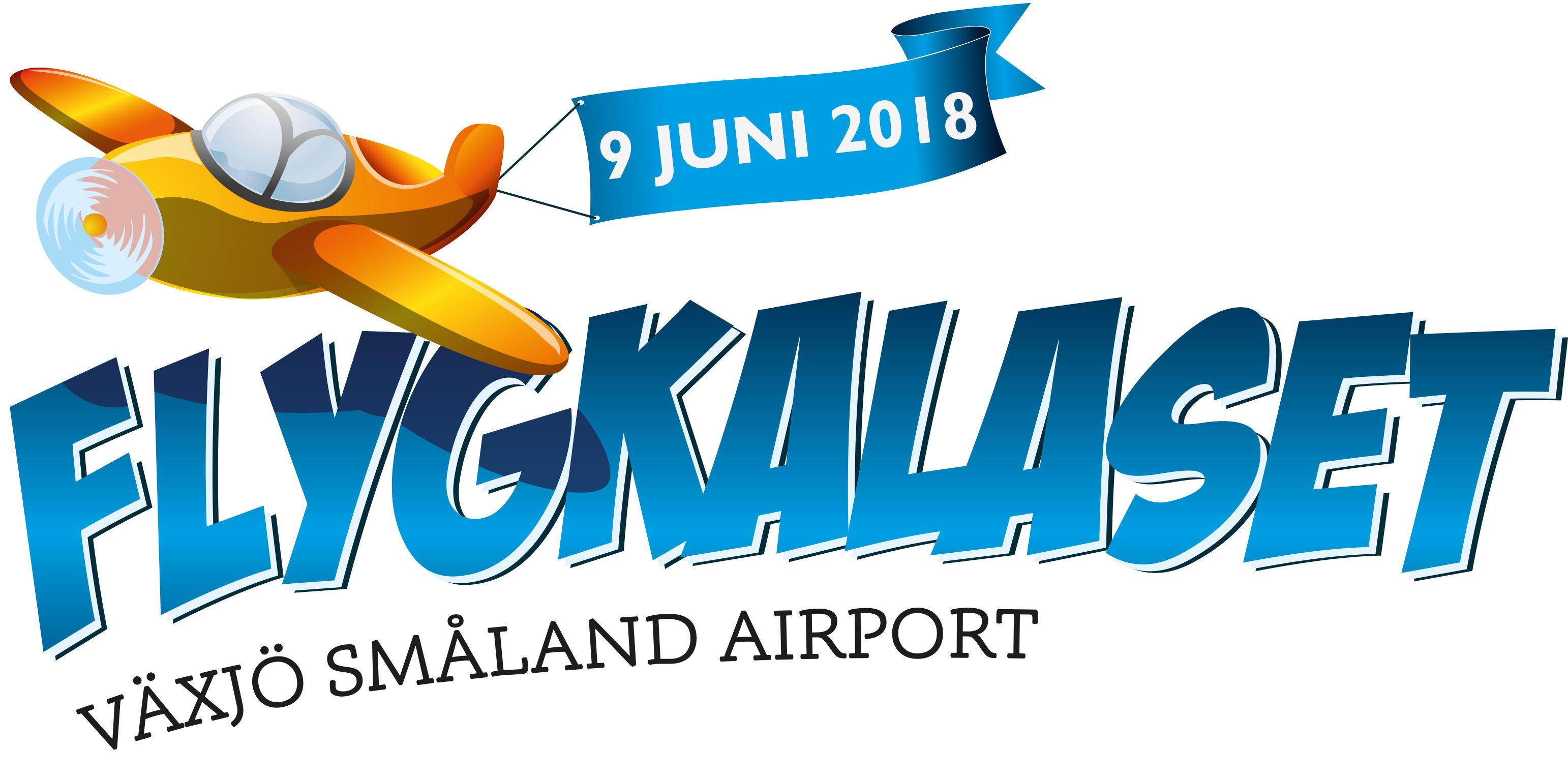 Flygkalaset 2018-Växjö Småland Airport