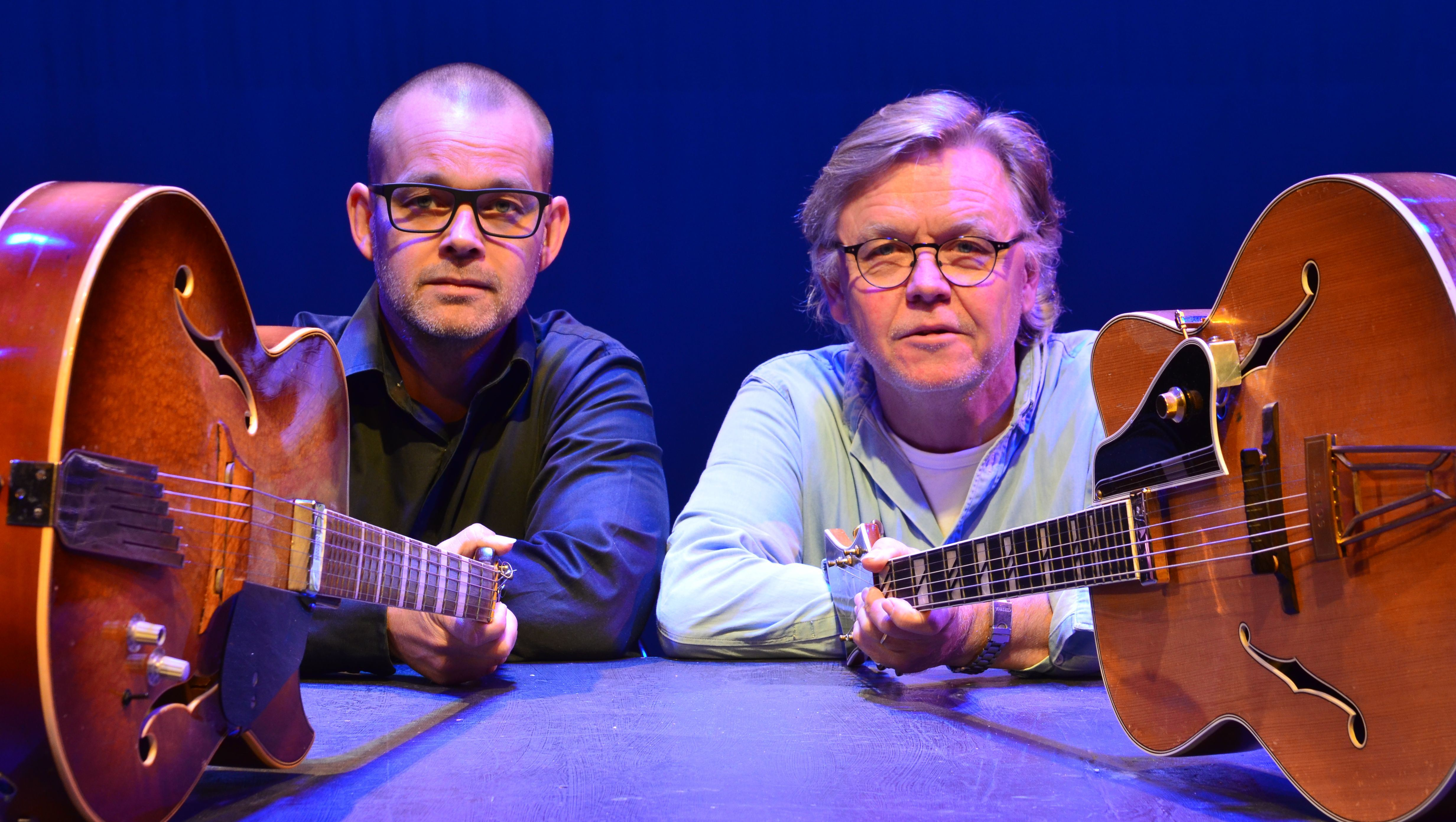 Lunchkonsert: Lars Bohlin och Magnus Karlsson, gitarr