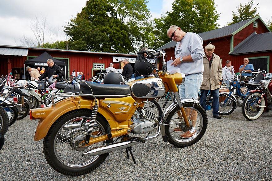 Träffpunkt Moped 19 och 20 Maj