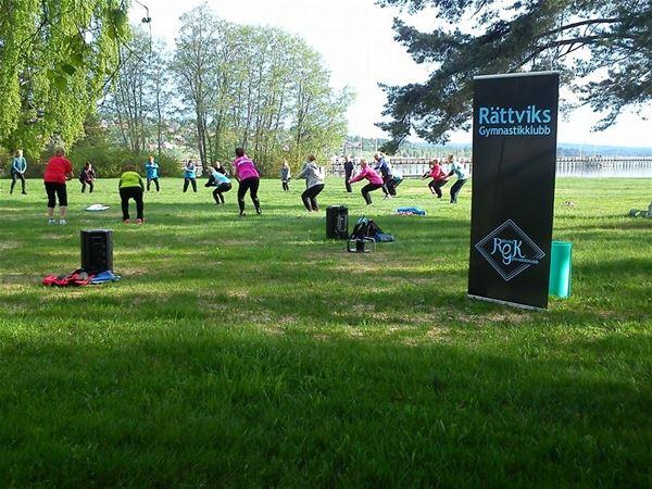 Rörelse och lek Rättviks Gymnastikklubb