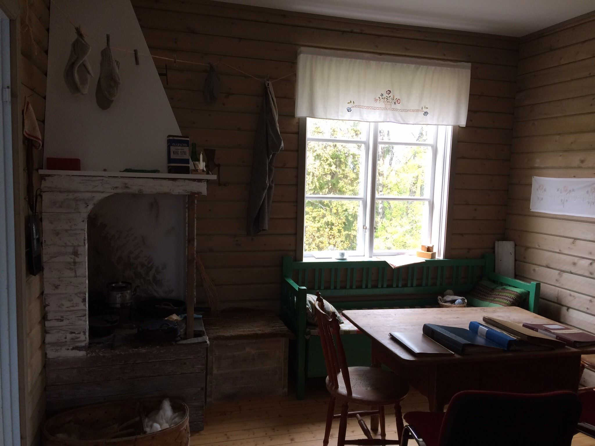 Anna Odintsova, Gratian Museum in Umnäs