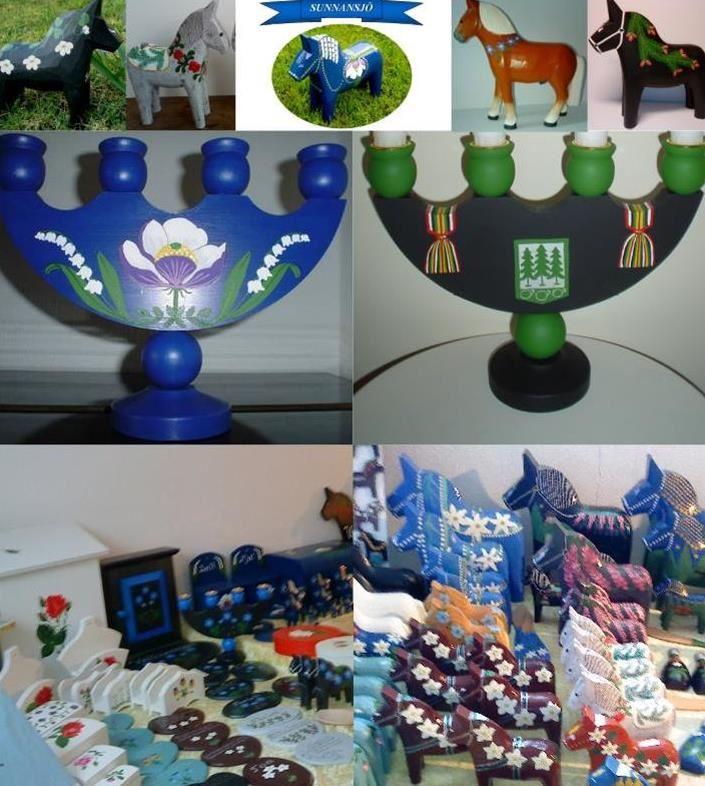 Hantverksförsäljning och utställning