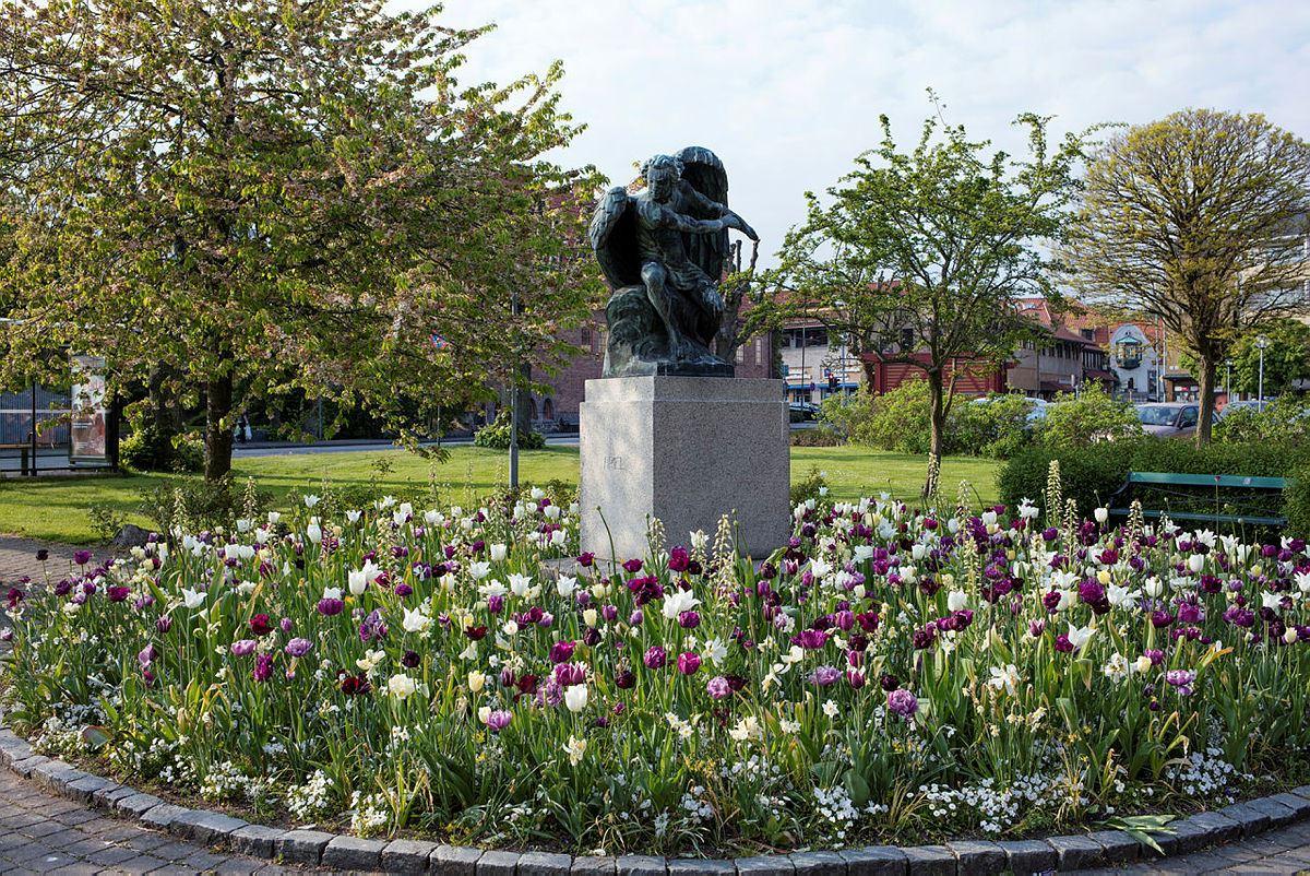 Jonte Göransson, Parks in Sölvesborg