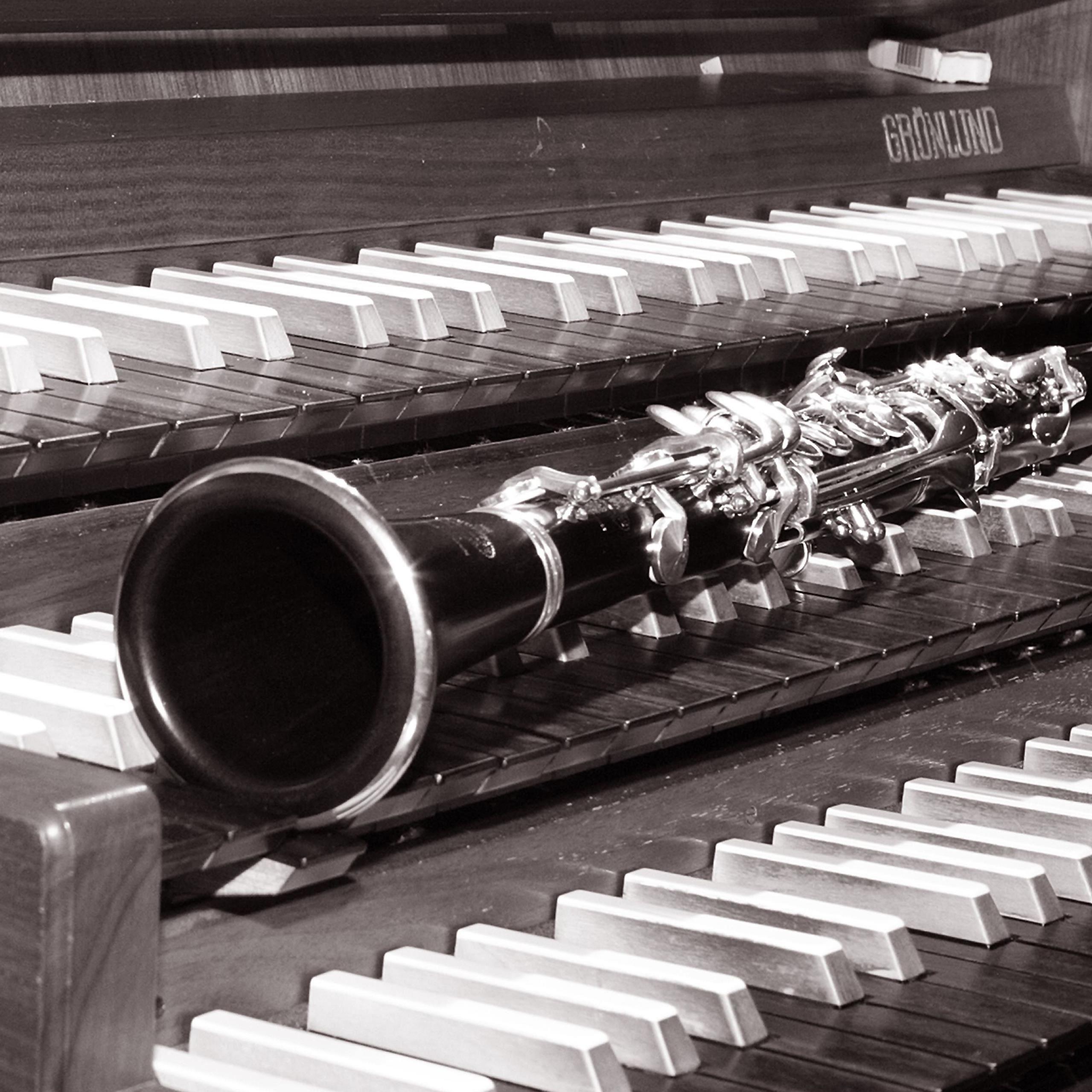 Konsert: Serenade in blue