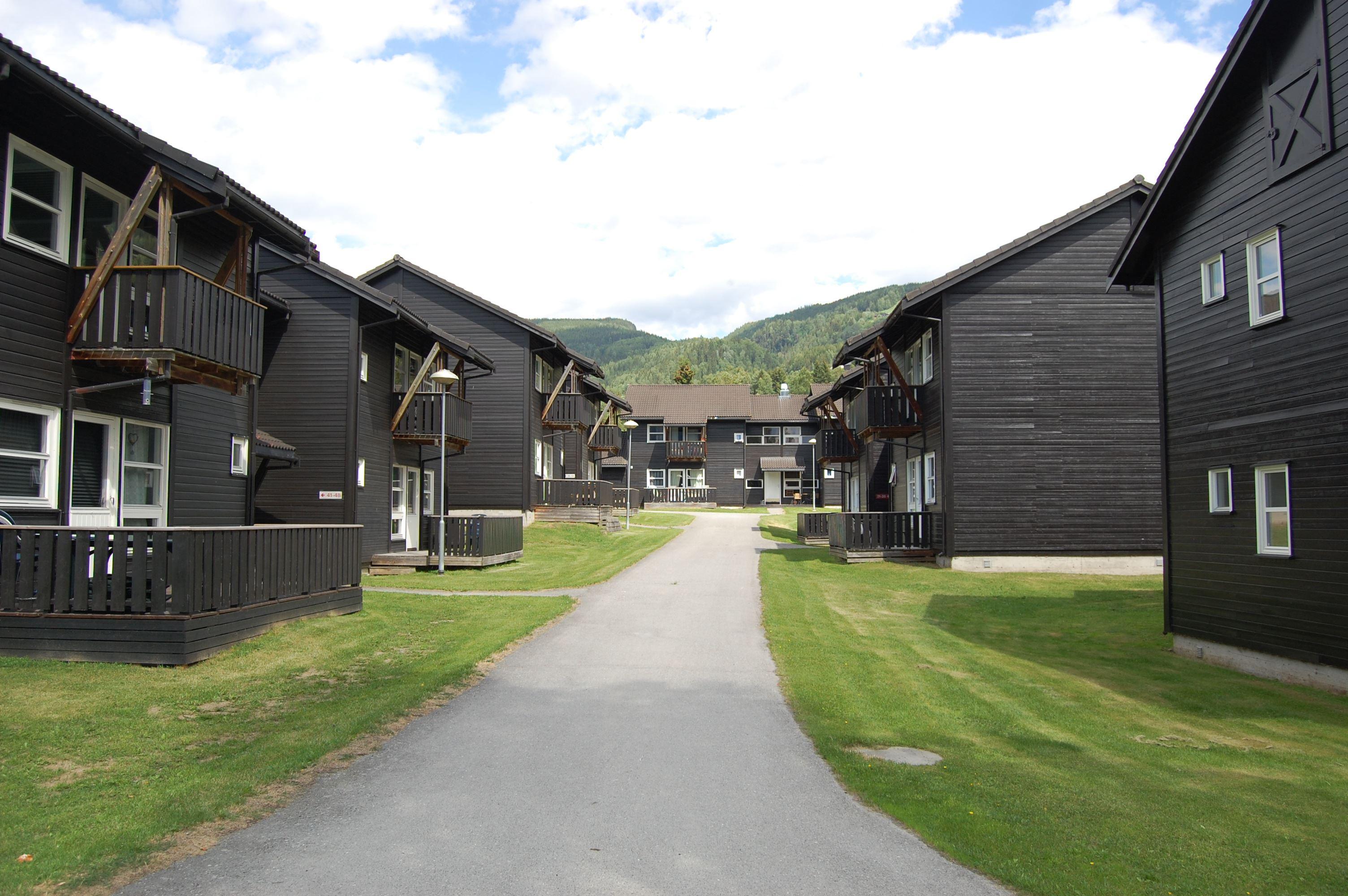 Hafjell Alpinlandsby. Lägenhet nr. 27