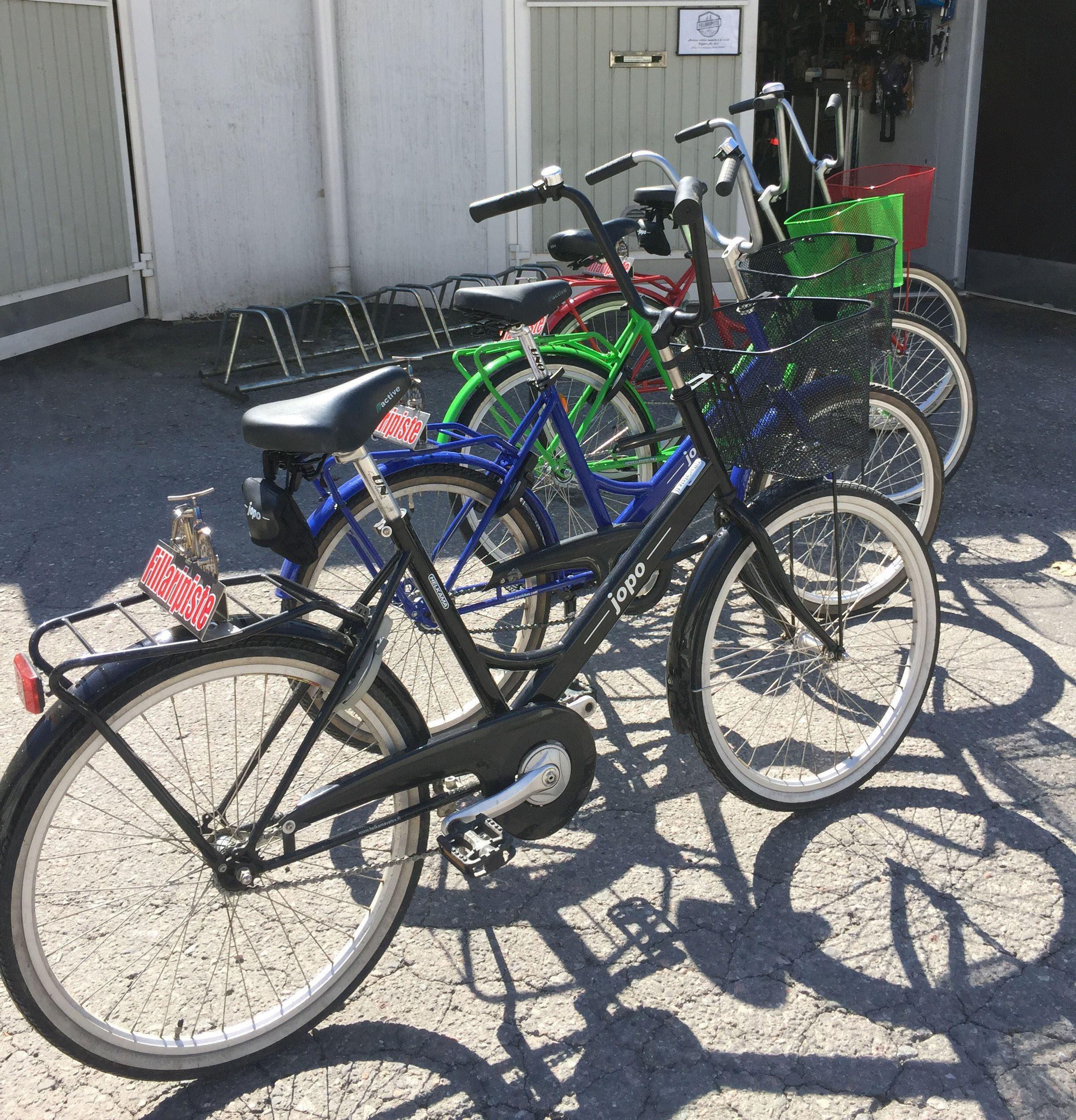 Rent a Jopo bike | Fillaripiste