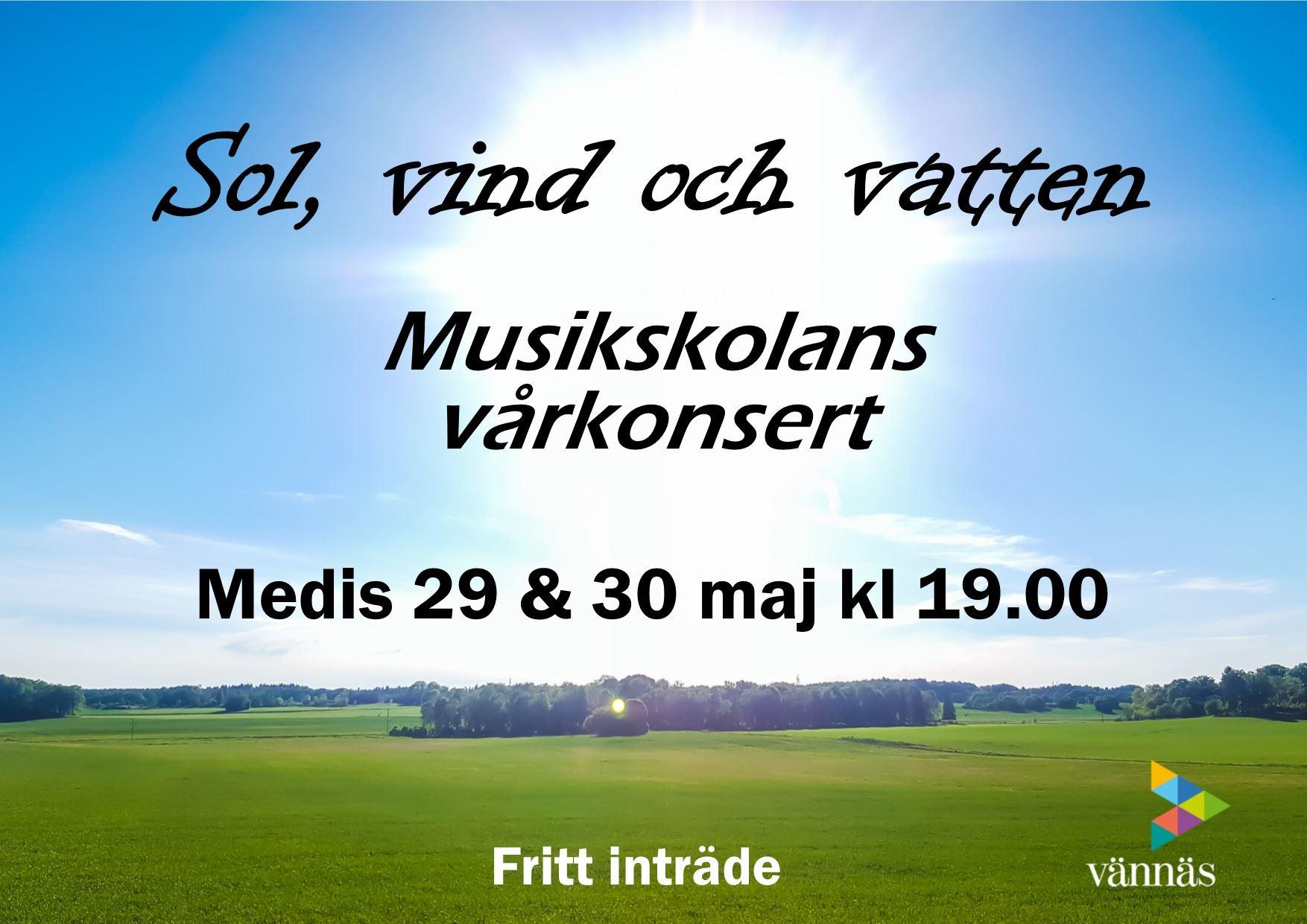 Musikskolans Vårkonsert