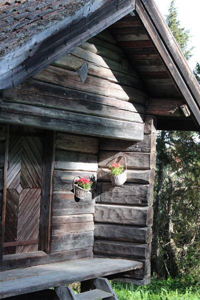 Lillstugan på Oklagård