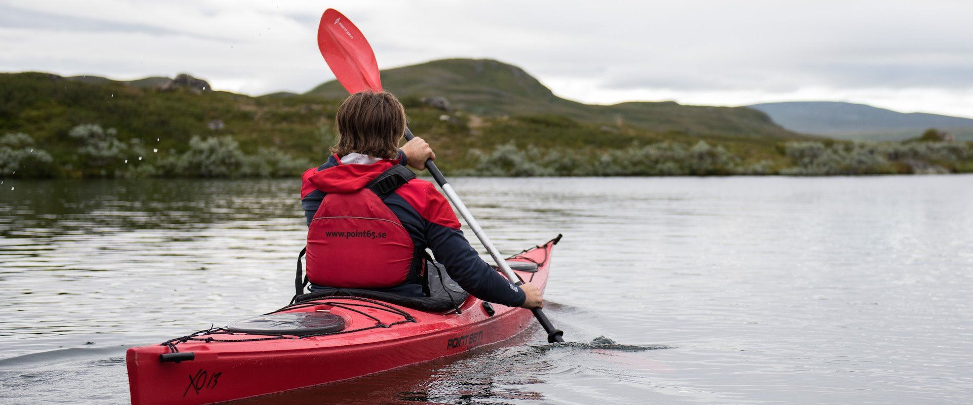 Guidebyrån Tänndalen - Guidad kajaktur