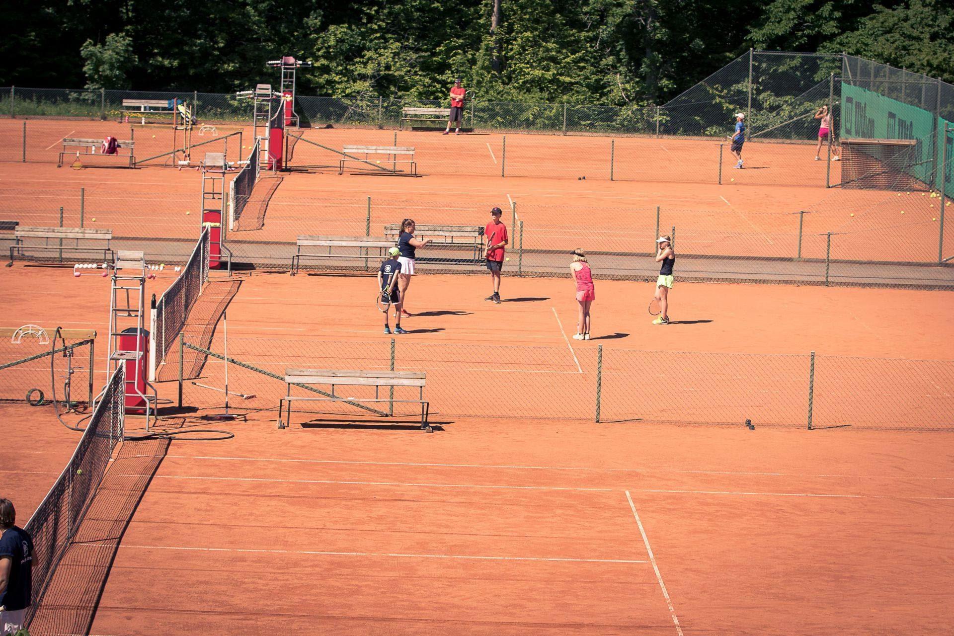 Karlskrona Tennisklubb - Rosenholmslägret