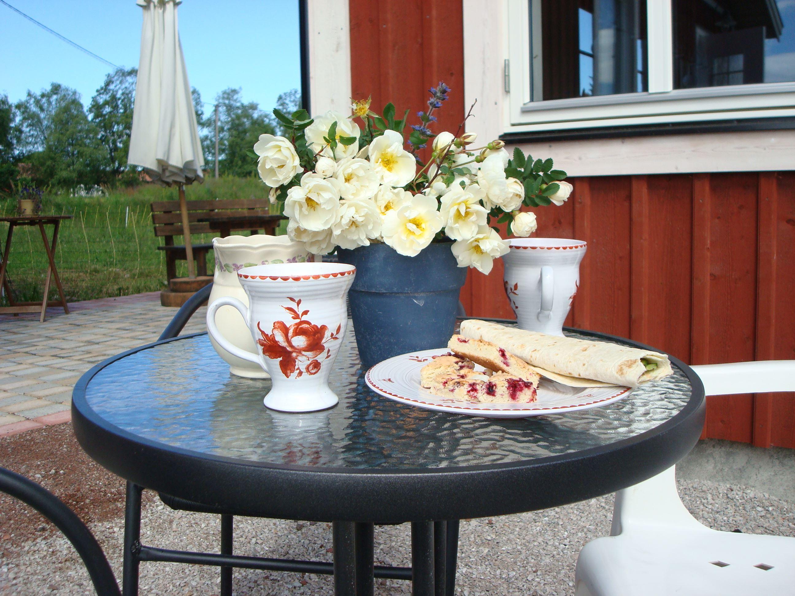 Sommardag i Gärdsjö - Björgårdens Syltmakeri