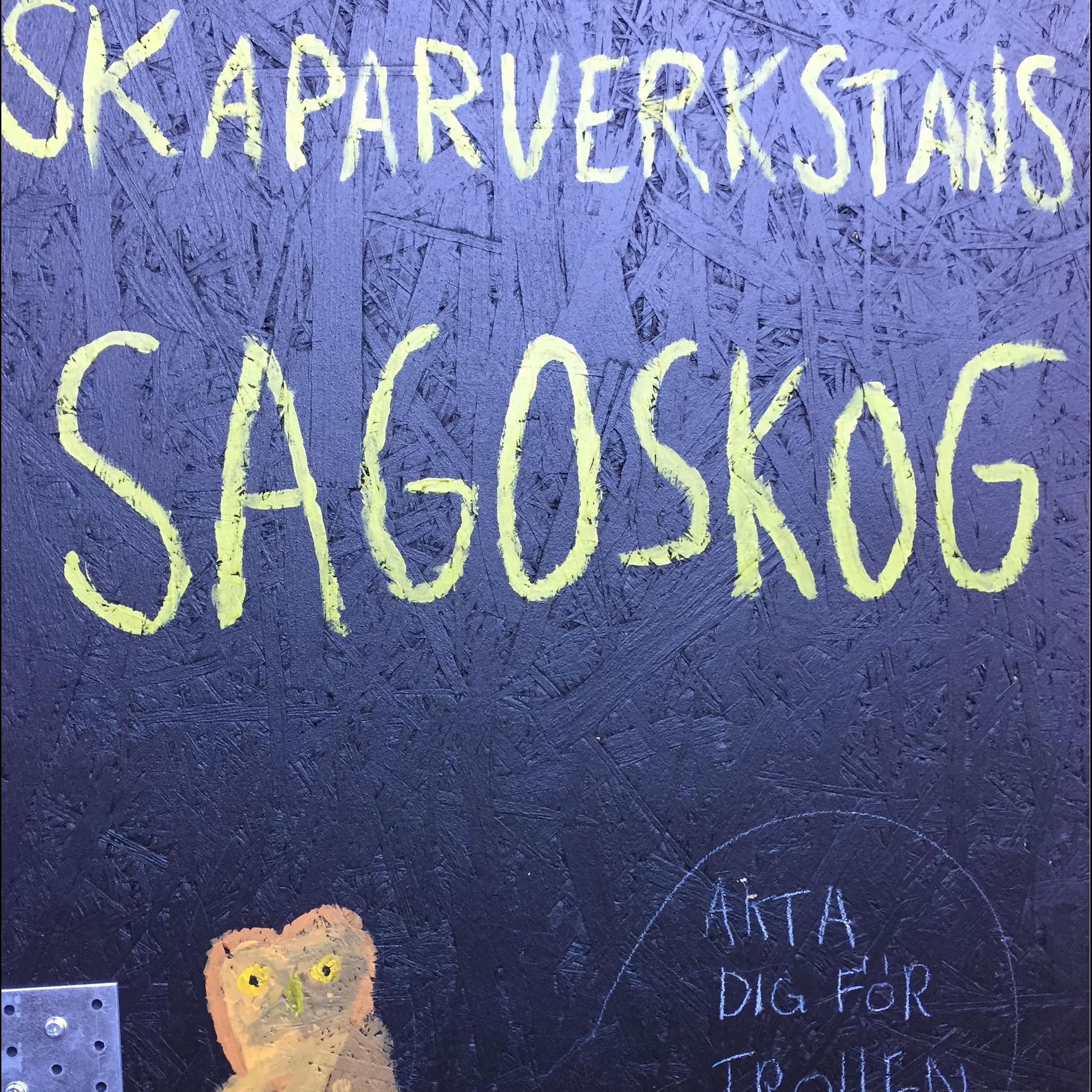 Skaparverkstans Sagoskog