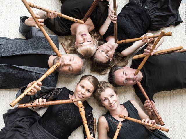 Tuultenpesä - Vindarnas möte, konsert på Eldnäset