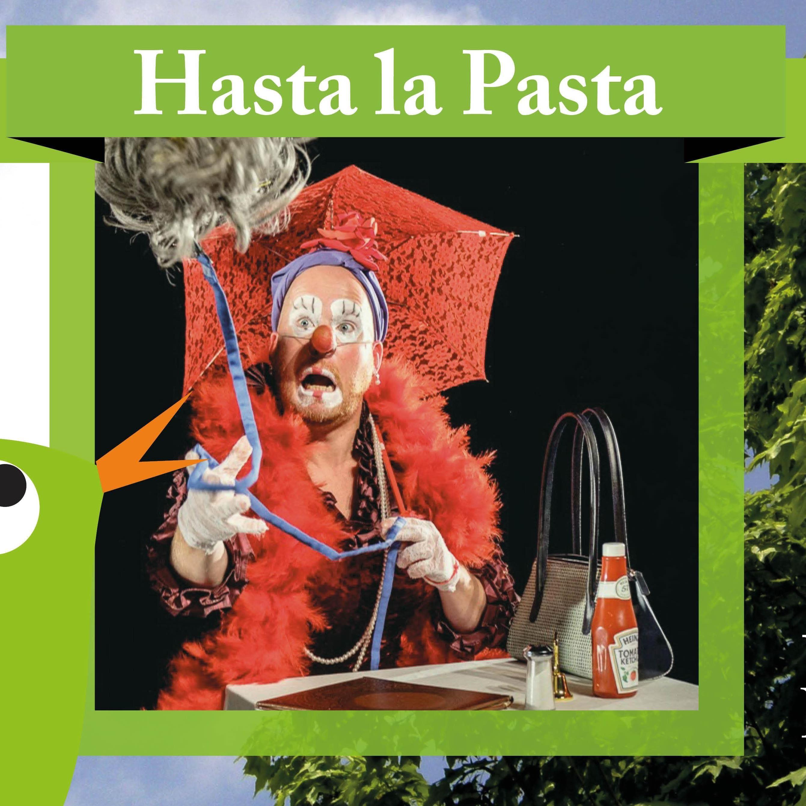 Scensommar: Hasta la pasta