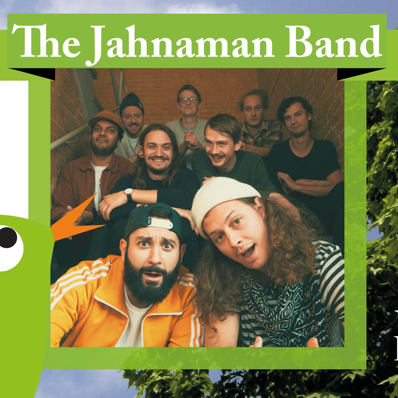 Scensommar: The Jahnaman Band - Workshop och konsert för dig mellan 10-15 år