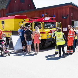 Family day at Eriksberg