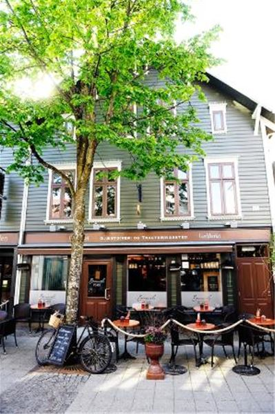 GamlaVærket Hotell