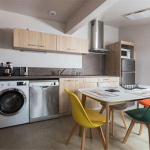 © RUAUD, HPM145 - Appartement familial en ville à Bagnères-de-Bigorre – 2 chambres, 4 pers.