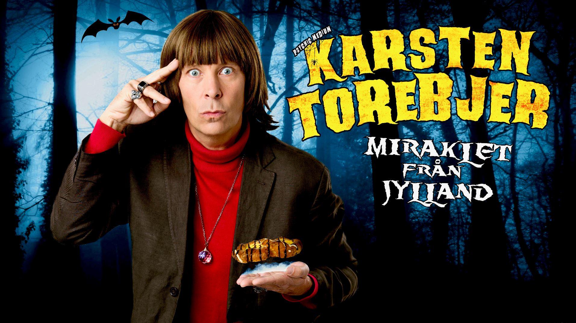 Teater:Karsten Torebjer - Miraklet från Jylland