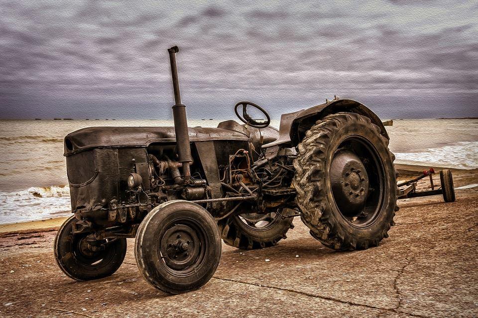 Veterantraktorträff