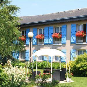 Qualys Hôtel La Bertelière ****